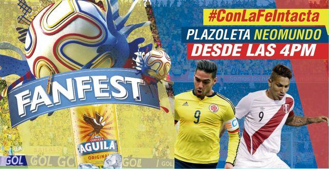 El FANFEST, el evento perfecto para ver ganar nuestra Selección