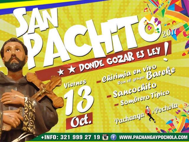 San Pachito, Donde Gozar es Ley!!!