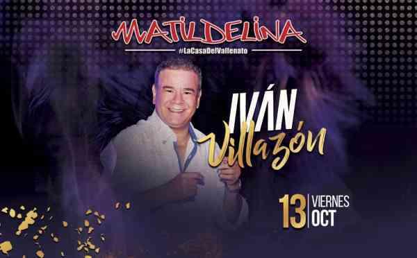 Ivan Villazon, La voz Tenor en Matildelina