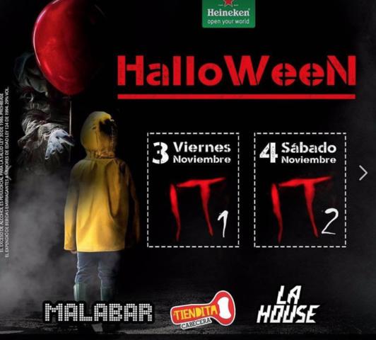 Halloween en Malabar