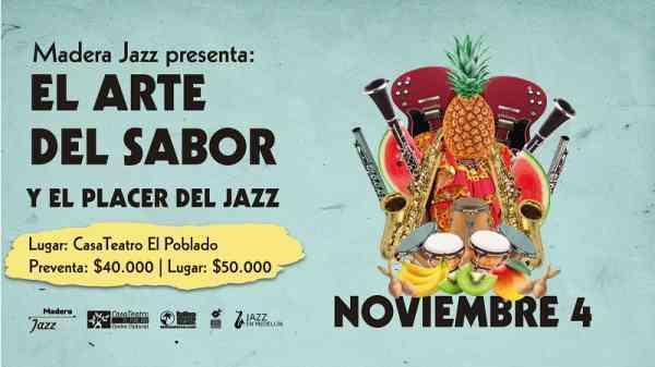 El Arte del Sabor y El Placer del Jazz