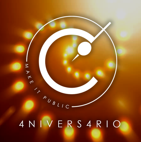 4 Aniversario Make It Public