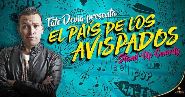 Tato Devia - El País de los Avispados