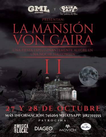 La Mansión Von Gaira II