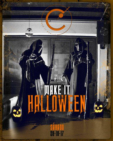 Make It Halloween