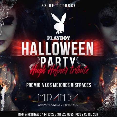 Halloween Party Miranda