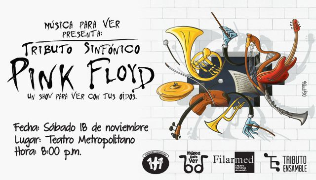 Tributo Sinfónico a Pink Floyd