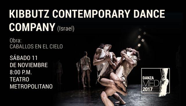 KIBUTZ DANCE COMPANY- ISRAEL