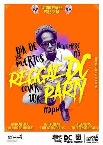Reggae Dc Party