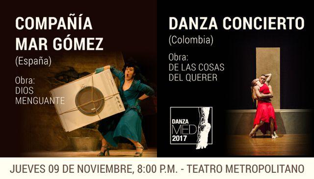 COMPAÑÍA MAR GÓMEZ Y DANZA CONCIERTO