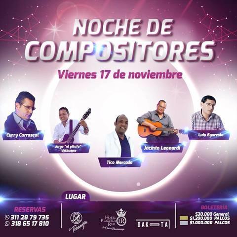 Noche de Compositores