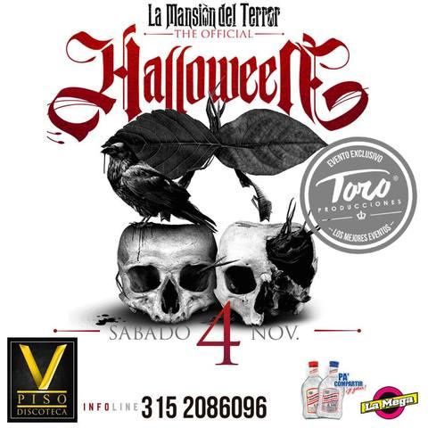 Halloween Party en Piso V