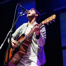 Federico Gómez en concierto
