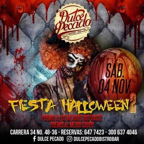 Fiesta Dulce Halloween