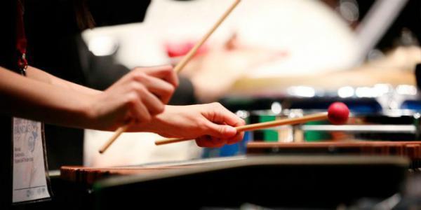 La Filarmónica sonará al ritmo de  percusión