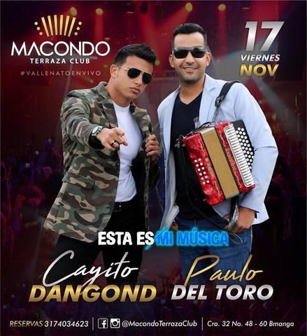 Cayito Dangond y Paulo del Toro