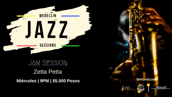 Jazz Sessions - Zetta Petta