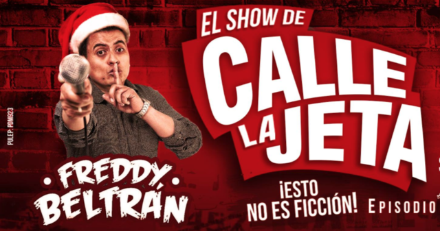 Show de Calle La Geta