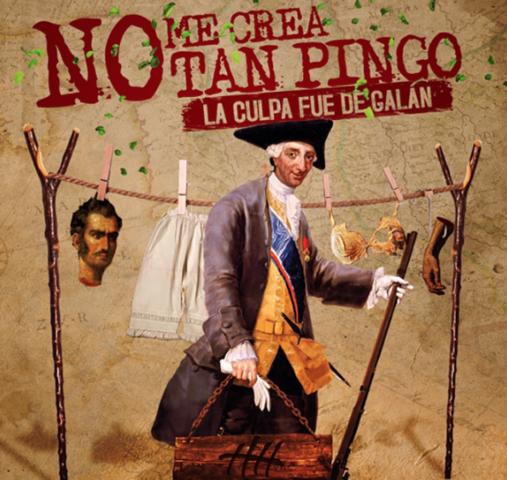 No Me Crea Tan Pingo