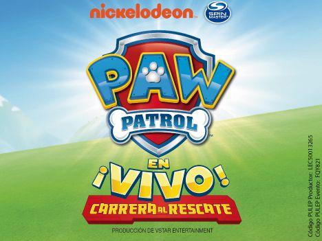 PAW PATROL EN VIVO Carrera al Rescate Medellín