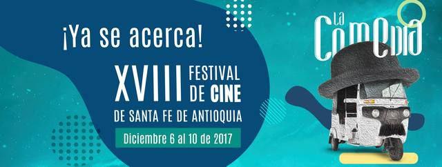 Festival de Cine de Santa Fe de Antioquia