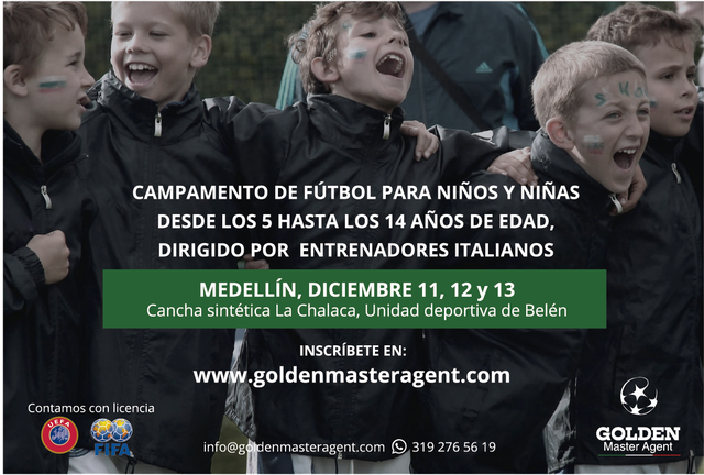 Golden Master Agent Camp