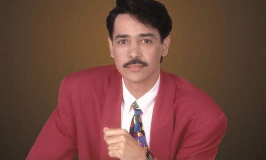 EDDIE SANTIAGO EN CONCIERTO