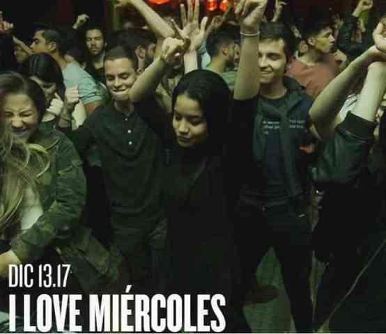I LOVE MIÉRCOLES EN ARMANDO