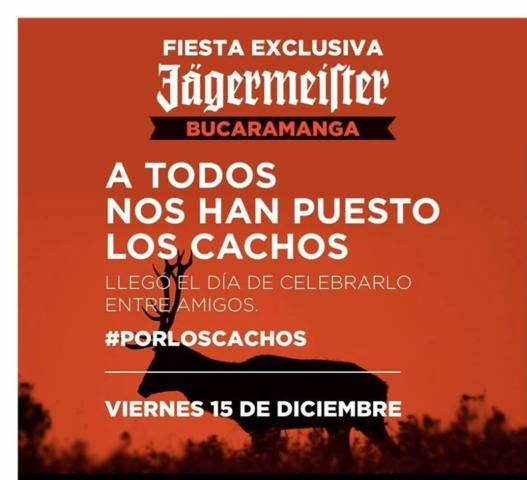 Fiesta Exclusiva Jagermaister