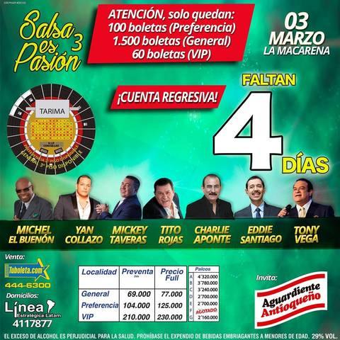 SALSA ES PASIÓN 3