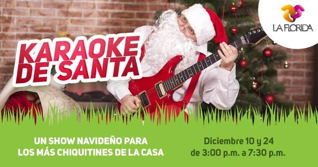 Karaoke de Santa