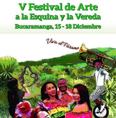 Festival de Arte a la Esquina