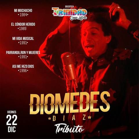 Tributo a Diomedes Diaz