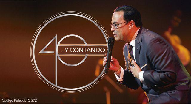 Gilberto Santa Rosa en Medellin - 10 Mayo