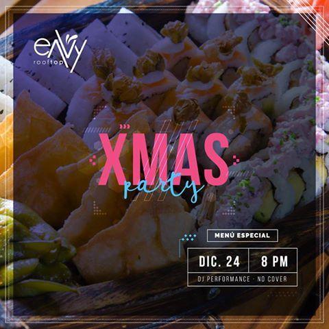 X MAS PARTY