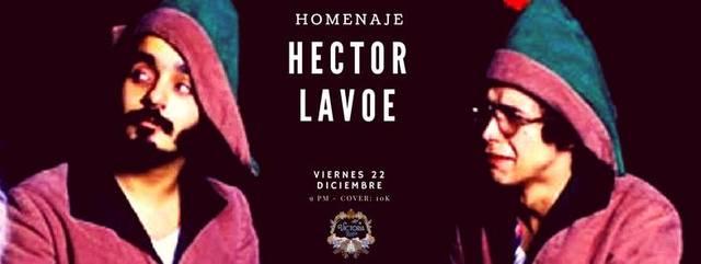 Homenaje a Héctor Lavoe ¡Viernes De Salsa!