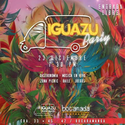 Iguazu Party