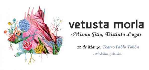 Vetusta Morla - Mismo sitio, distinto lugar Medellín