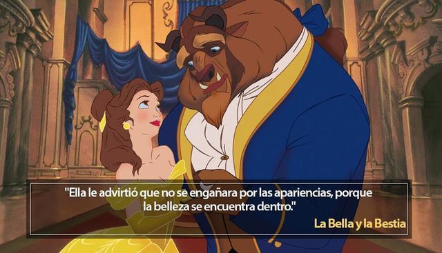 "Cinema infantil: ""La bella y la bestia"". Director: Jean Marie Leprice de Beaumont."