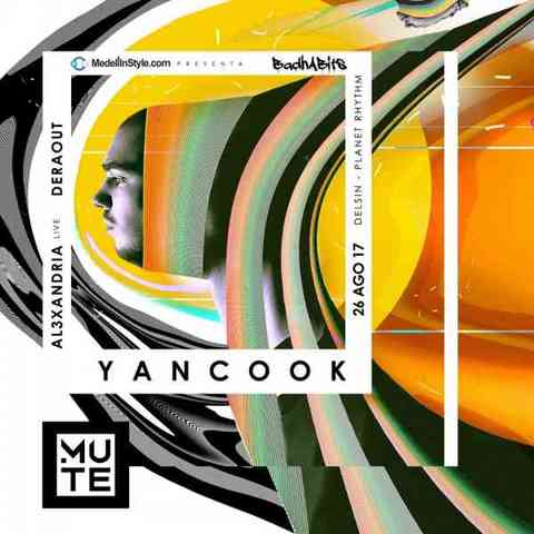 YAN COOK LIVE pres Bad habits ( Delsin, Planet Rhythm )
