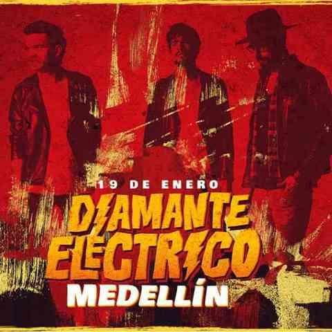 Diamante Eléctrico en Medellín | Rockal.Live