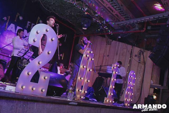 Rumba Electrónica en ARMANDO RECORDS