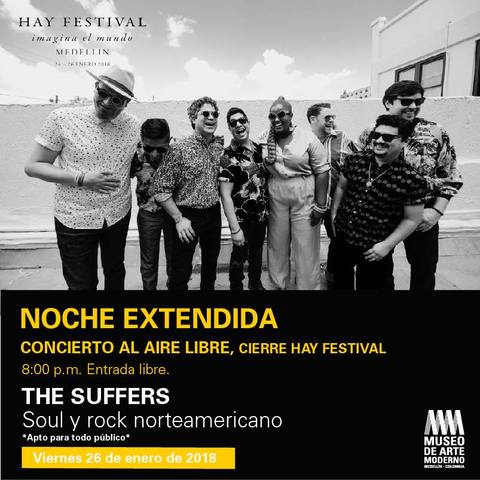 The Suffers en concierto