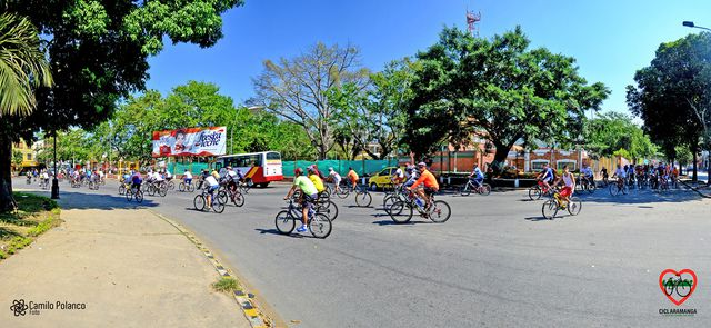 Tour Cultural en Bicicleta