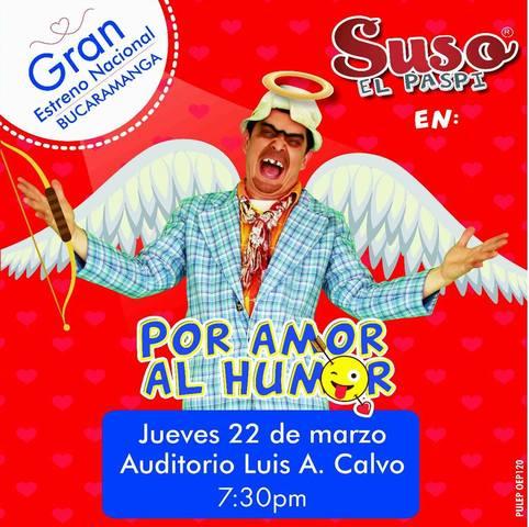 Por Amor Al Humor