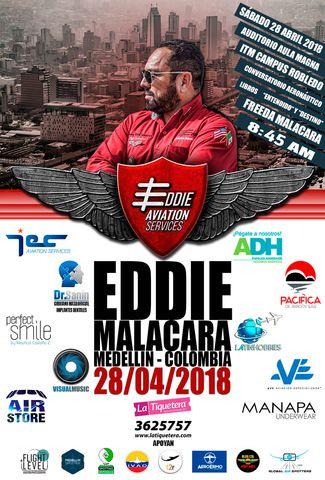 EDDIE MALACARA EN COLOMBIA