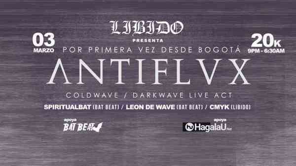Antiflvx en Líbido Bar