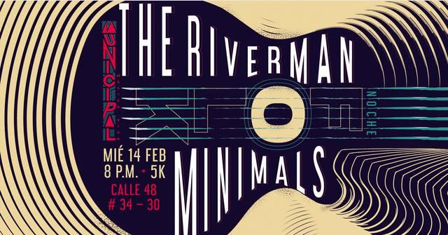 Noche de Folk con The Riverman y Minimals