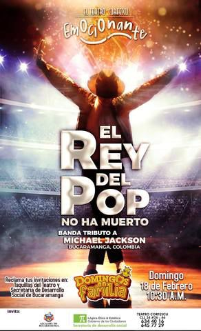 EL REY DEL POP NO HA MUERTO