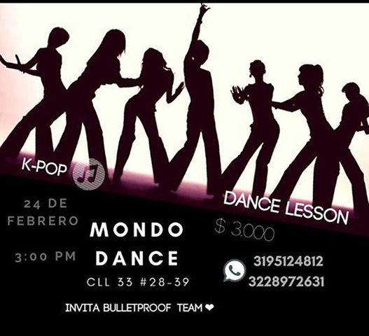 Lecciones De Kpop Dance Cover